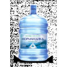 вода Нормандика