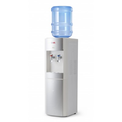 Кулер для воды (LD-AEL-28с) white/silver